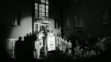 Gamla Stan - S.ta Lucia's celebrations