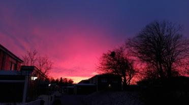 Upplands Väsby - Sunset
